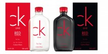 profumo - CK One, in red edition