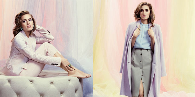 Allison Williams si racconta su Instyle