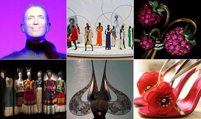 10 Best Fashion Exhibitions in 2013