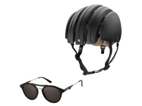 elmetto della Carrera, ovvero il Foldable Helmet,