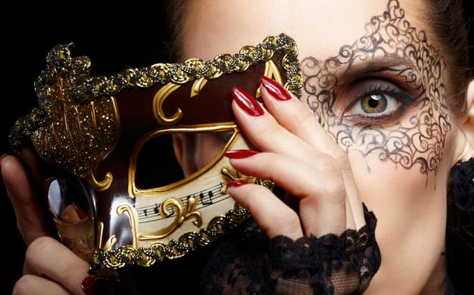 il Carnevale - make up