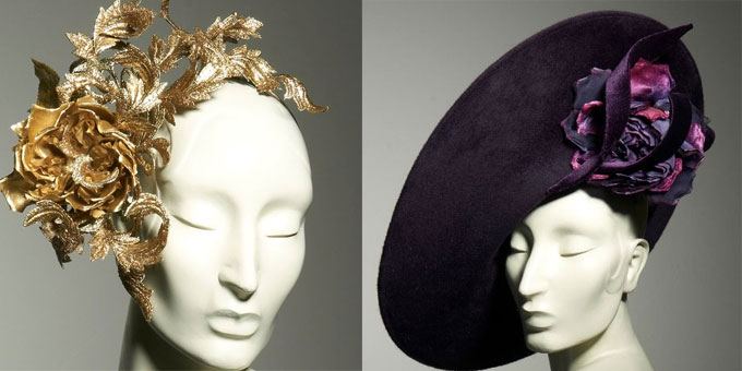 Philip Treacy hats