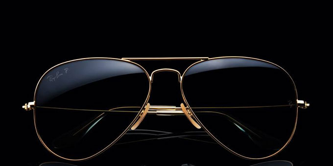 I Ray-Ban Aviator in limited edition