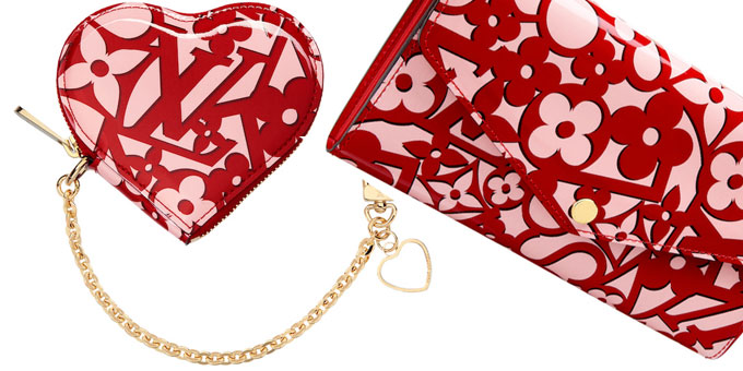 la Sweet Monogram Collection di Louis Vuitton