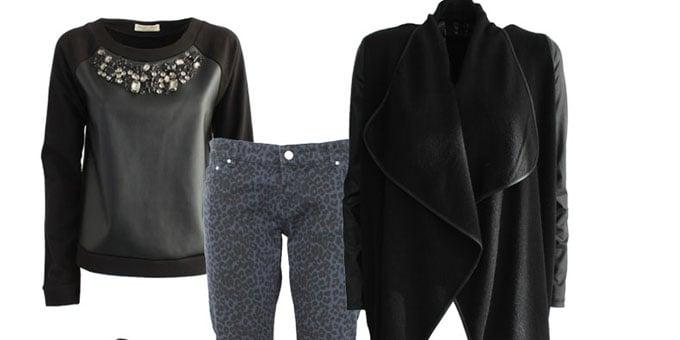 Quattro outfit per l'inverno