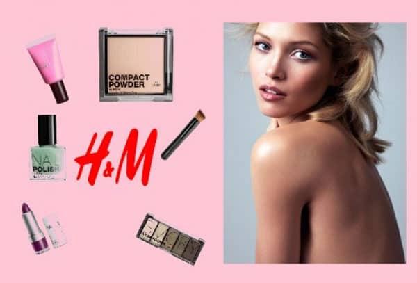 la linea Make Up di H&M