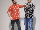 Au Jour Le Jour Mirko Fontana e Diego Marquez