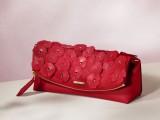Burberry San Valentino Donna pochette rossa