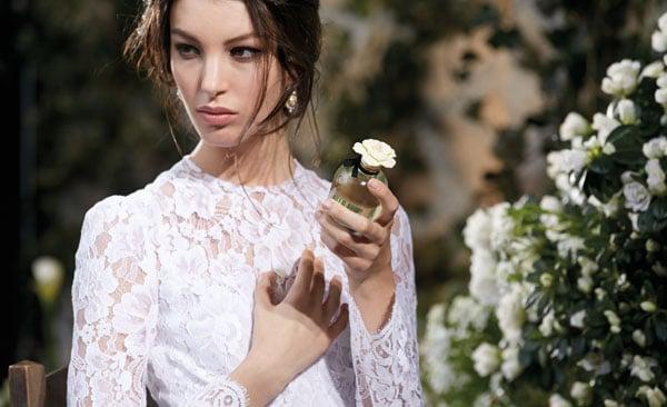 Kate King posa per Dolce & Gabbana