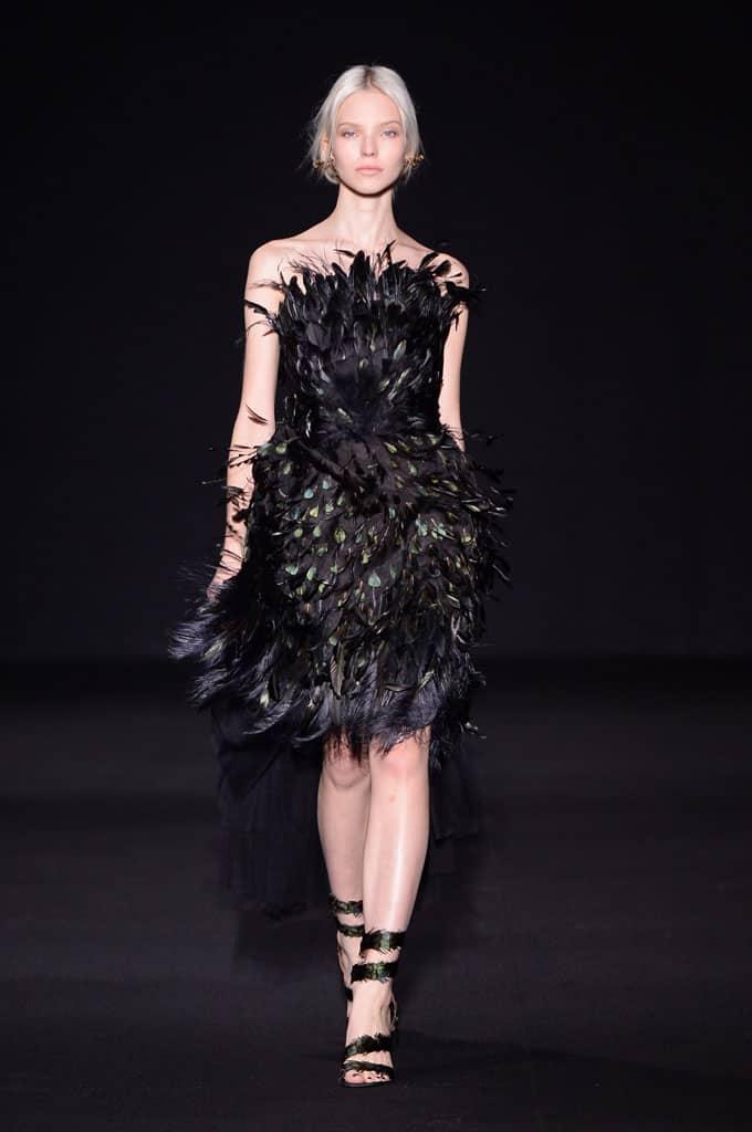 La collezione autunno/inverno 2014 di Alberta Ferretti