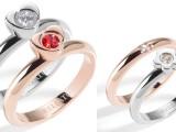 Morellato- Gli anelli della collezione Love Rings Morellato, ripropongono alcuni dei simboli iconici del brand e puntano sull'abbinamento tra due anelli venduti insieme, da indossare anche separatamente.