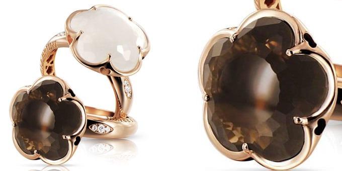 Lo stile Bon Ton trova nei gioielli di Pasquale Bruni