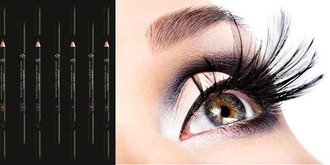 Giorgio Armani Cosmetics presenta le New Smooth Silk Eye Pencil