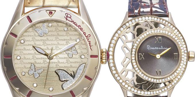 Gli orologi Braccialini