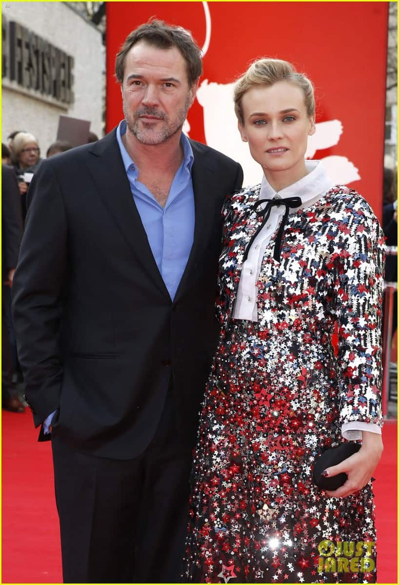 Diane Kruger brilla in  Chanel!