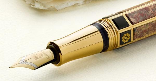 Penna dell'Anno 2014 - GRAF VON FABER-CASTELL