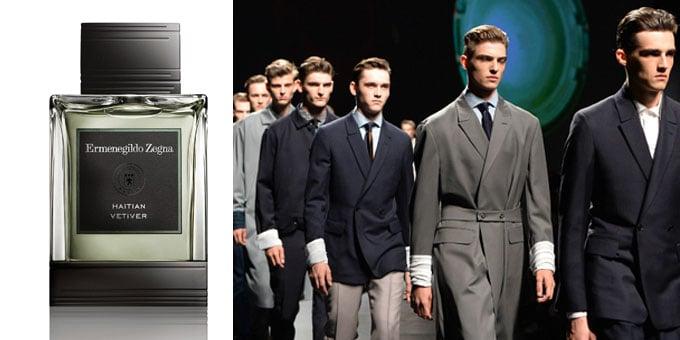 Le fragranze al maschile di Ermenegildo Zegna Parfums