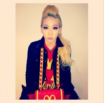 CL WEARING THE CAPSULE COLLECTION