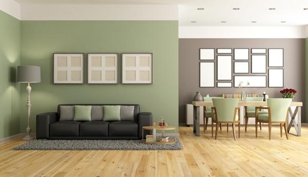 Casa dolce casa ma di che colore ti dipingo - Colori per tinteggiare le pareti di casa ...