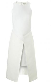 Gabriele Colangelo - Lilac Asymmetric Hem Dress