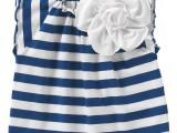 IL GUFO: geometrie di bianco e blu per le proposte SS14