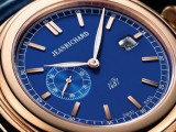 Orizzonti blu, infiniti e lontani per il nuovo orologio JEANRICHARD 1681