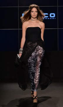 Strapless-dress---Fisico---ss-2014