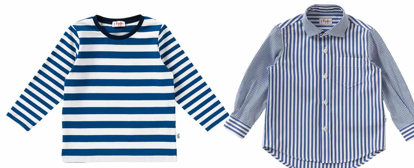 ILGUFO - bianco e blu