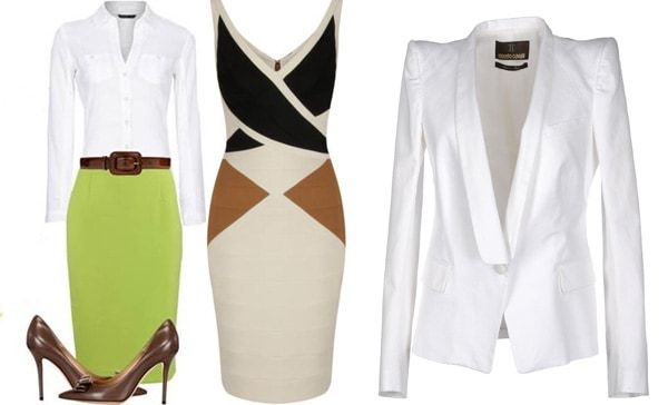 La giacca bianca