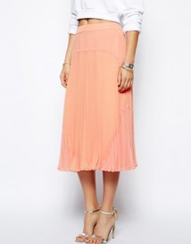 Asos - mini skirt e top - ss 2014