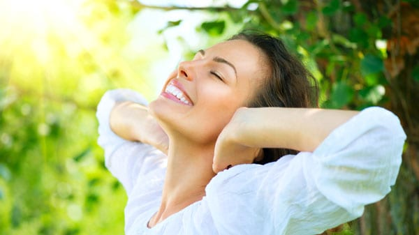 La cura della pelle in Primavera