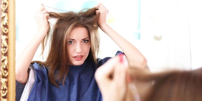 Come pettinare i capelli?