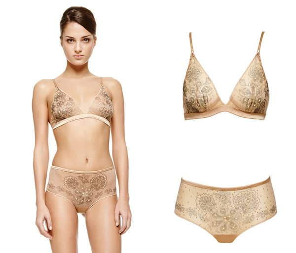Lingerie donna - Lotus Pearl Limited Edition