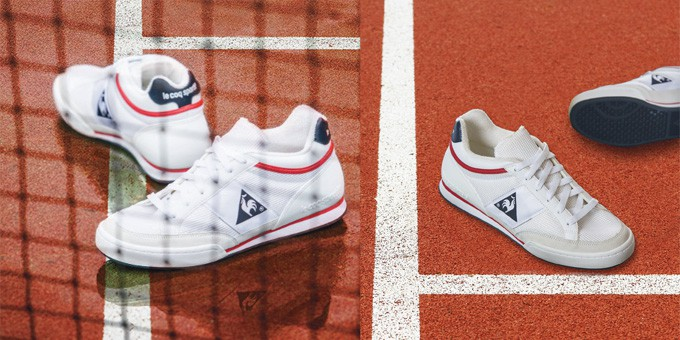 LE COQ SPORTIF - Capsule tennis per Urban Jungle