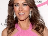 Elizabeth Hurley in Versace Collection - Breast Cancer Foundation's 2014 Hot Pink Party