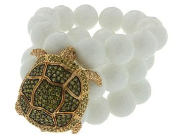 Le tartarughe in argento di Misis. Collezione Taormina