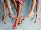 I sandali raffinati di Burberry