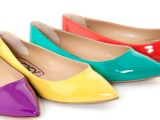 "MYGREY Shoes SS14 ""Rainbow Colors"""