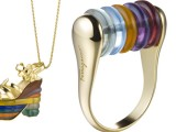 Salvatore Ferragamo Jewels: The Rainbow Collection