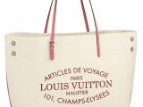 Louis Vuitton - cabas bag