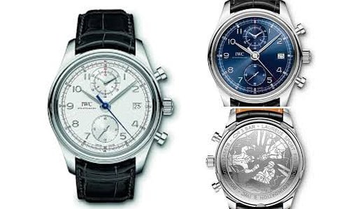 IWC Portoghese Chronograph Classic Edition