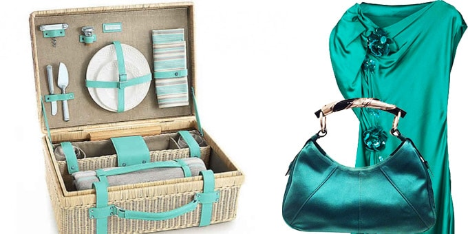 Central Park Picnic Basket by Tiffany