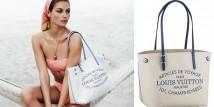 Louis Vuitton - cabas bag