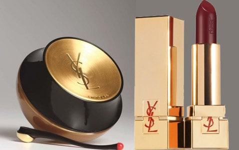 Yves Saint Laurent: L'Or Rouge,