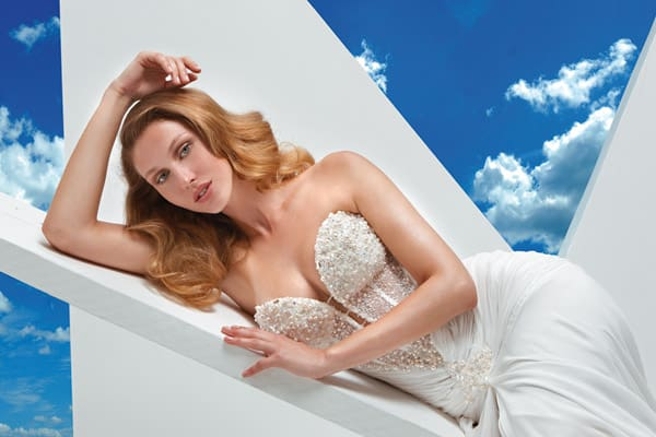 Valeria Marini Seduction - abiti da sposa