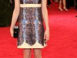 Michelle Williams vestita Louis Vuitton al Met 2014