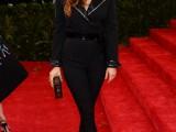Riley Keough -completo Louis Vuitton - Met 2014