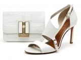 Santoni - collezione Wedding in White- per la sposa