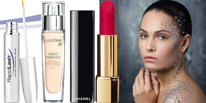 Make-up: Chanel, Lancôme e RapidLash