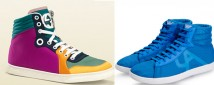 Le Sneakers Fluo, il nuovo 'Eldorado' della moda